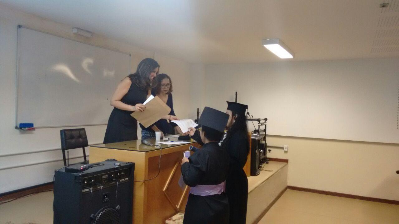 Entrega de diplomas (14.06.2017)