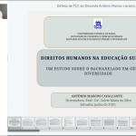 Antonio Marcos, Profa. Salete Silva, Profa. Sonia Wright, Prof. Felipe Fernandes e Prof. Alexnaldo